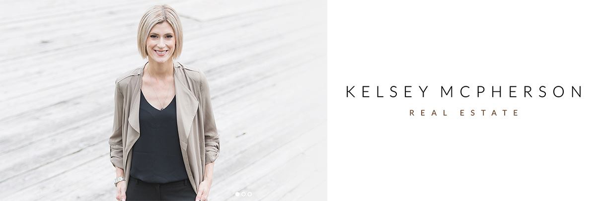 Kelsey McPherson - Real Estate Agent in Parksville, Qualicum Beach, and Nanaimo